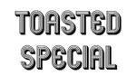 Tosted Special logo